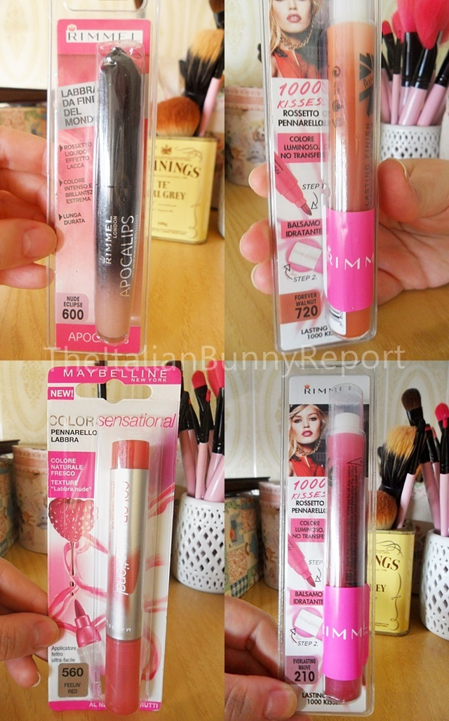 Rimmel and Maybelline HAUL