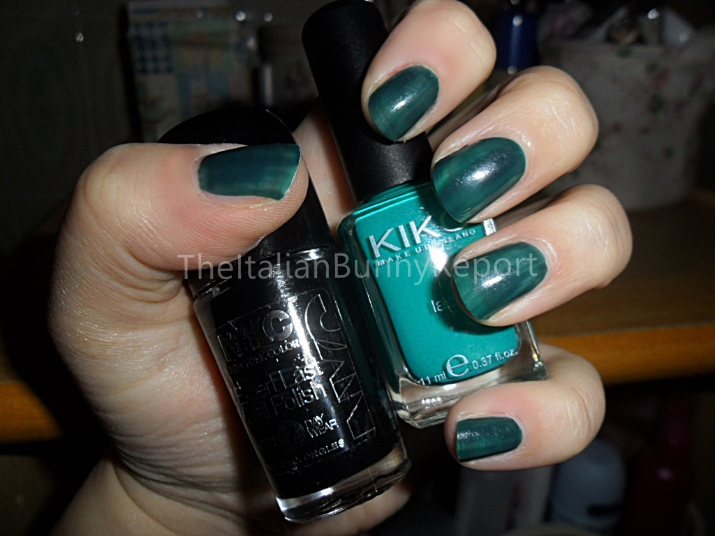 NOTD#3  a forest-y combination!