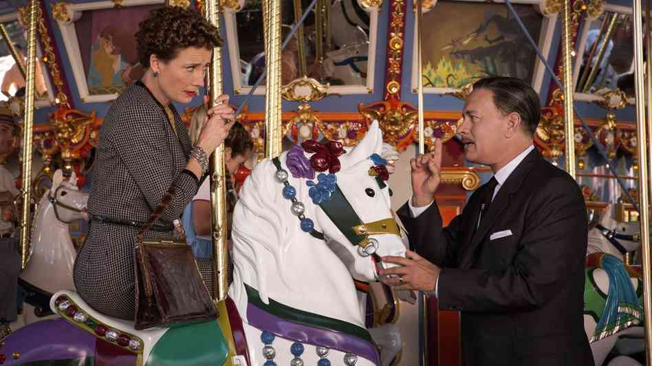 Saving Mr Banks – a movie review with tuppence and a bag of crumbs