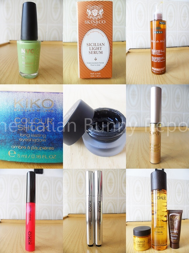 April HUGE HAUL – makeup, skincare, nails andwhatnot